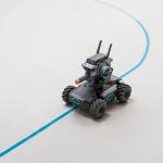 RoboMaster S1 DJI em Andamento