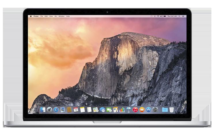 MacBook Pro Retina 15 Late...
