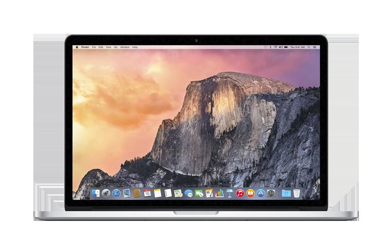 MacBook Pro Retina 13 Late...