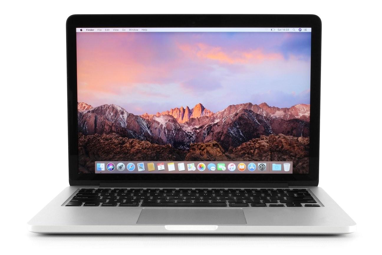 MacBook Pro Retina 13 Early 2015 RAM 8GB / Drive 256GB