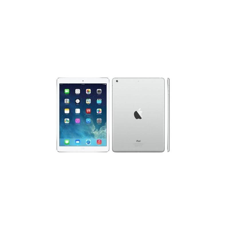 iPad Air 16GB Wifi Recondicionado Prateado (Silver) Frente Lado Trás