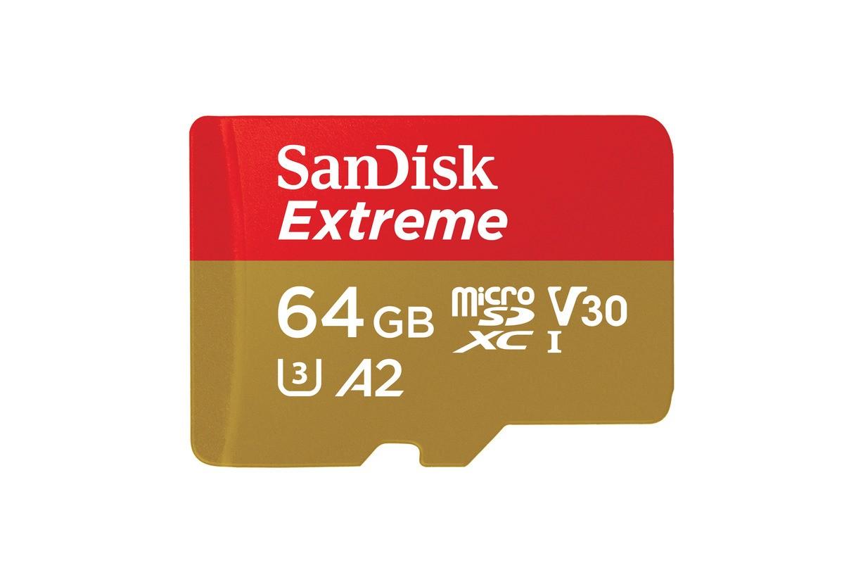 Cartão microSD SanDisk...