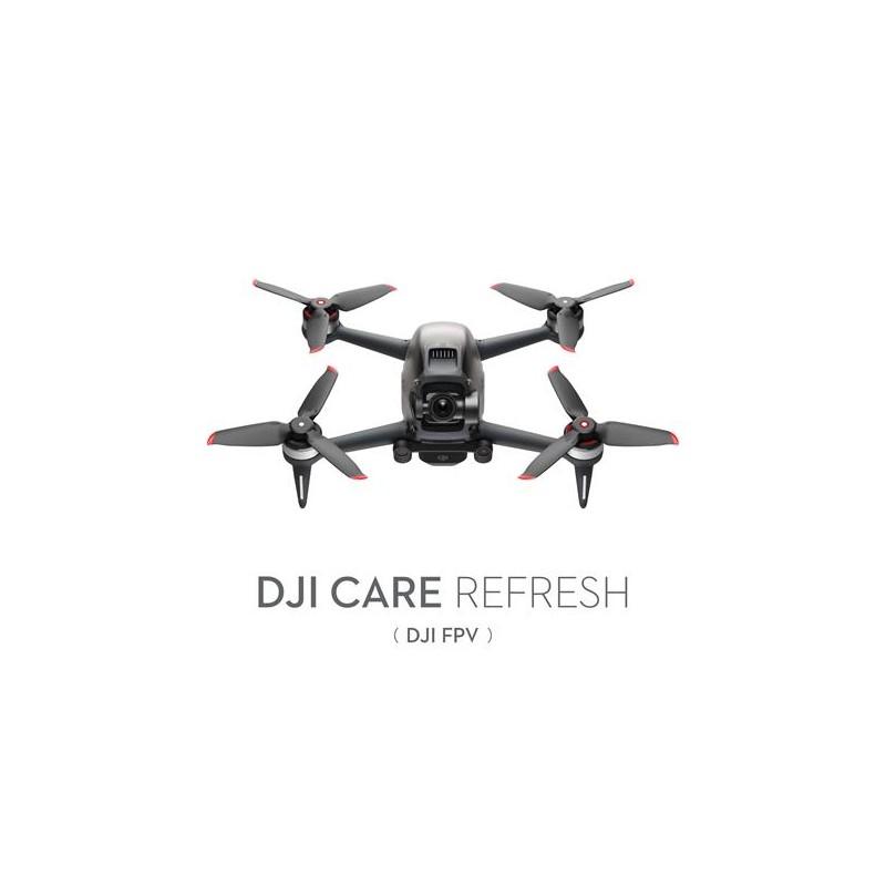 Plano de 1 Ano Care Refresh (DJI FPV)