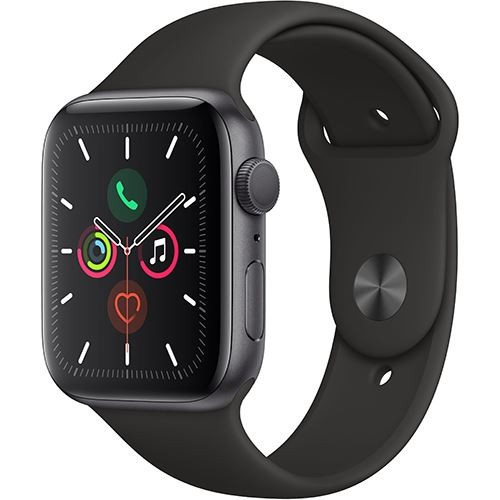 Apple Watch Series 5 GPS 44mm Recondicionado Preto