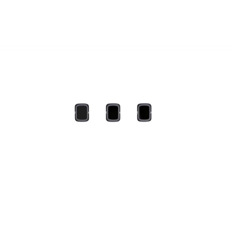 Conjunto de filtros ND Mavic Air 2 (ND4 / 8/32)