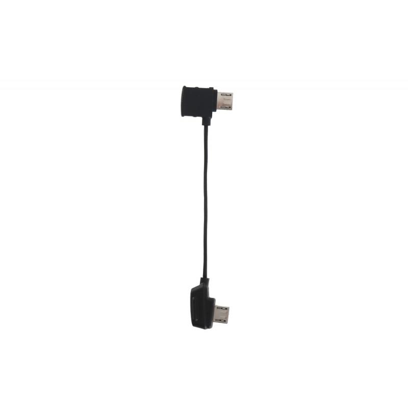 Mavic Remote Controller Cable (Standard Micro USB connector)