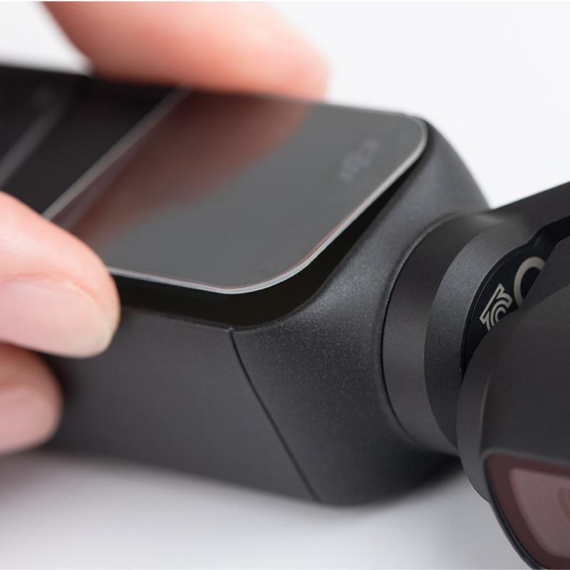 Pgytech Osmo Pocket Protetor de Ecrã